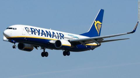 Ryanair to Armenia
