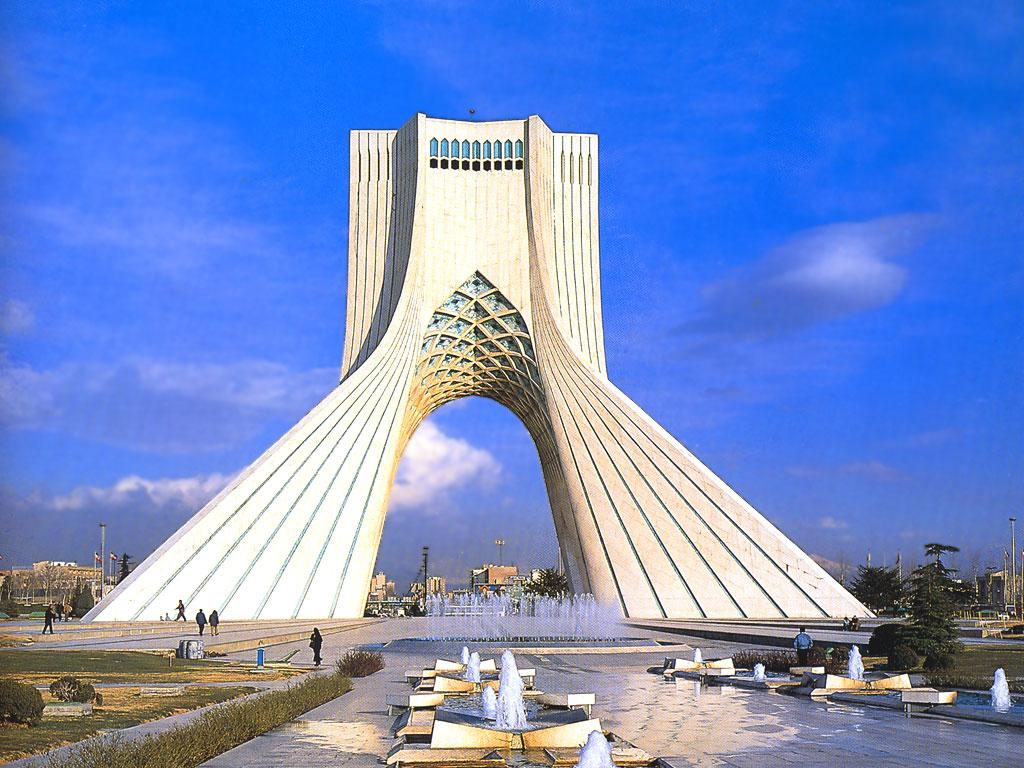 Sightseeing in Tehran, Iran