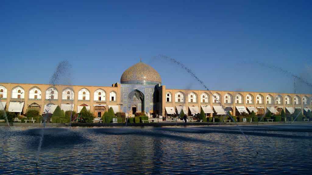 Places to see in Isfahan, Iran