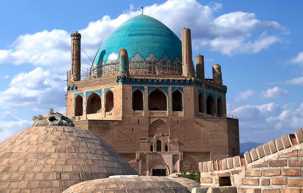 Places to see in Iran