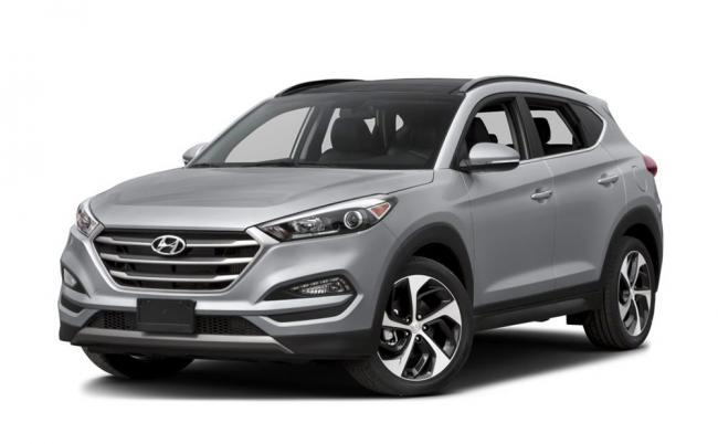 Hyundai Tucson for rent in Yerevan, Armenia