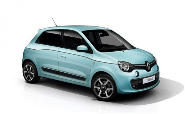 Renault Twingo for rent in Armenia