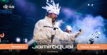 Jamiroquai in Yerevan, Nov 6, 2019