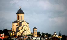 Places to see in Tbilisi