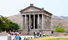 Garni Pagan temple, Armenia