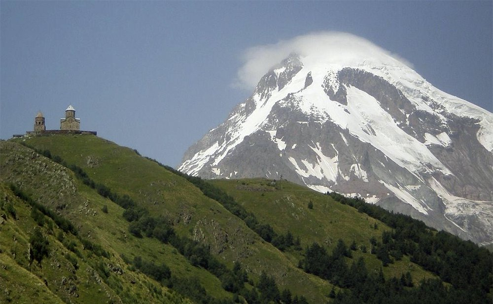 Kazbegi - the Tower of the Caucasus tour