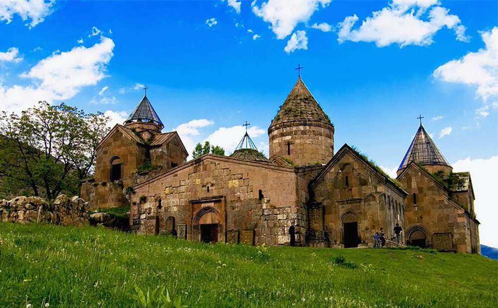 Goshavank, Tours in Armenia by visitarm.com